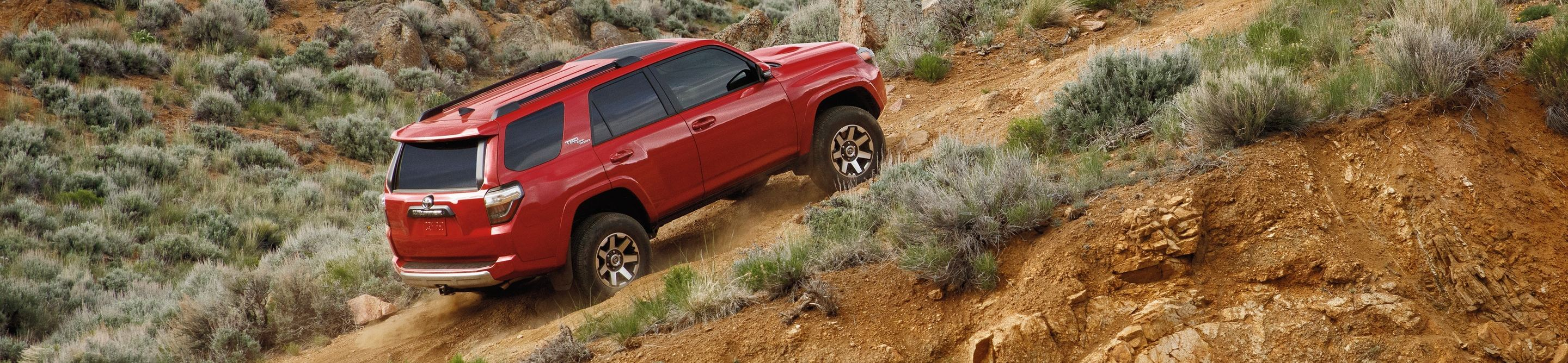 2020 Toyota 4Runner Leasing near Milpitas, CA