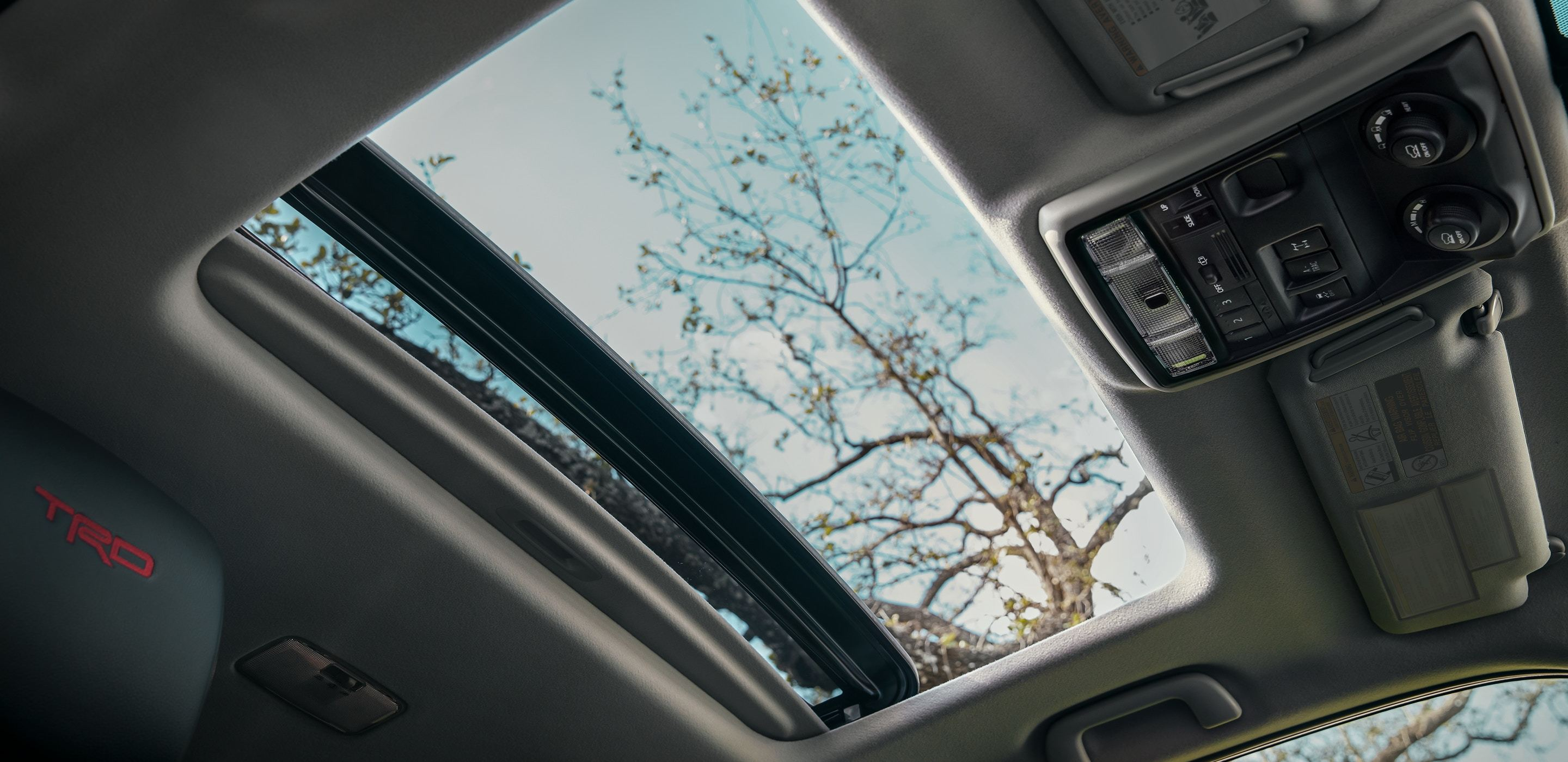 2020 Toyota 4Runner Moonroof