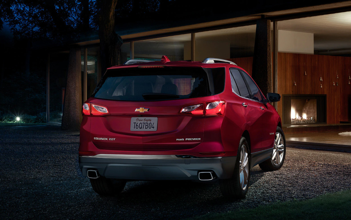 2020 Chevrolet Equinox Leasing near Portage, IN