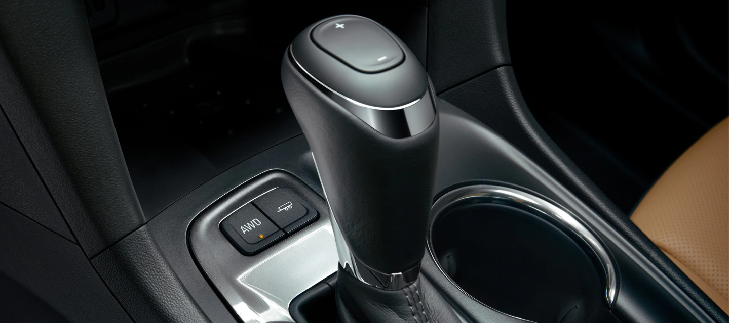 2020 Chevrolet Equinox Gear Knob