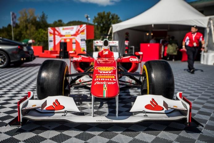 Join Ferrari