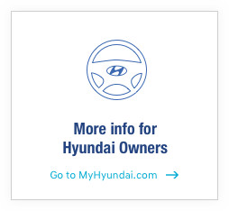 More Info For Hyundai Owners