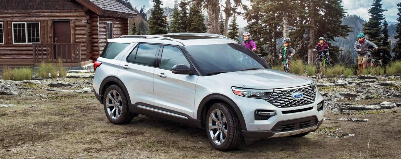 2020 Ford Explorer Financing near Joliet, IL