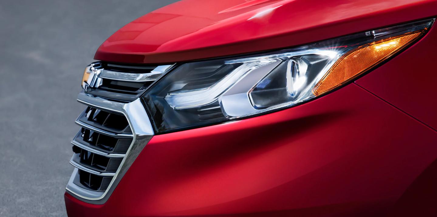 2020 Chevrolet Equinox Exterior Details