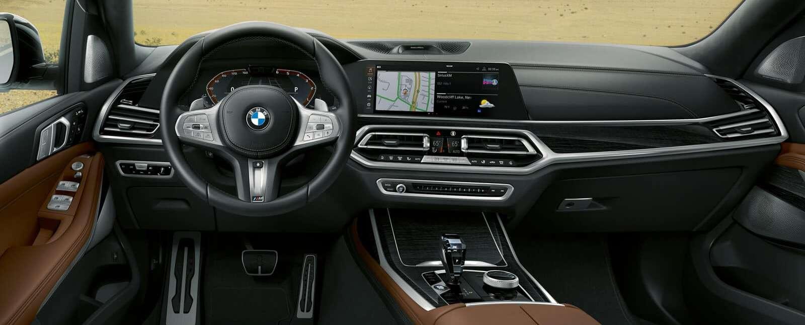 2020 BMW X7 Dashboard