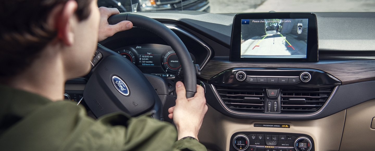 Safety Tech in the 2020 Ford Escape