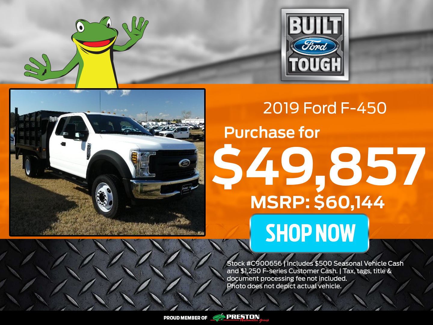2019 Ford F450