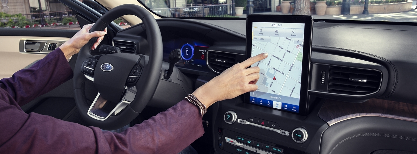 Intuitive Tech in the 2020 Explorer