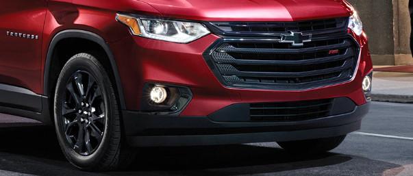 2020 Chevrolet Traverse Exterior Detailing