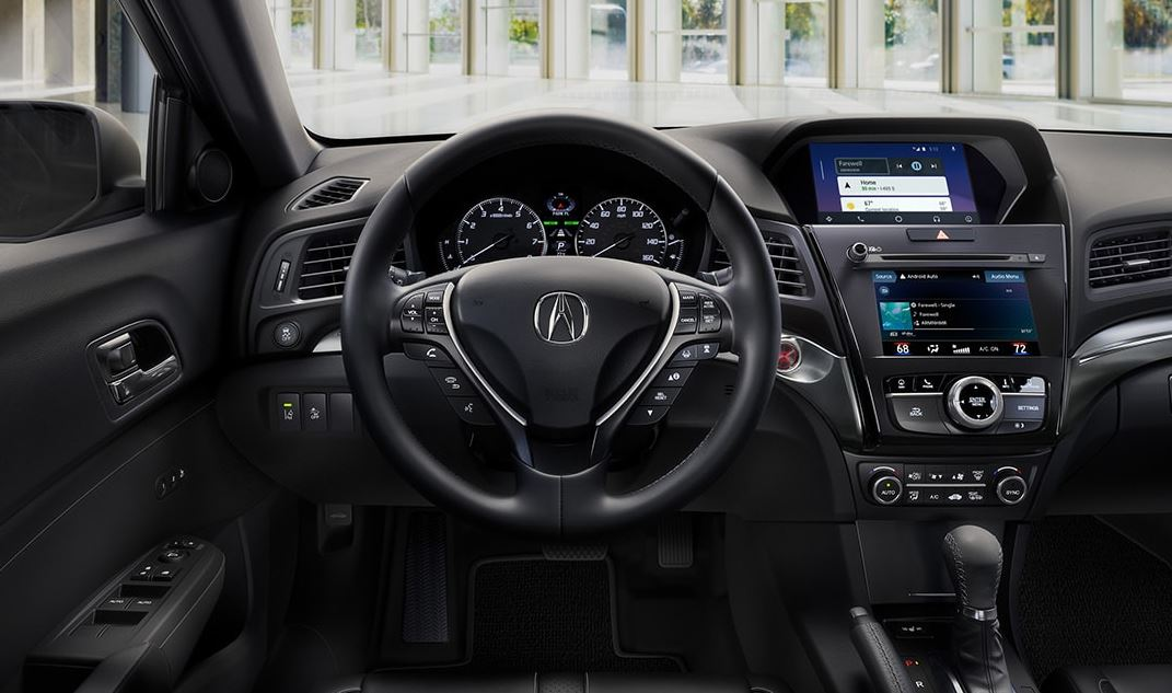 Steering Wheel in the 2020 ILX