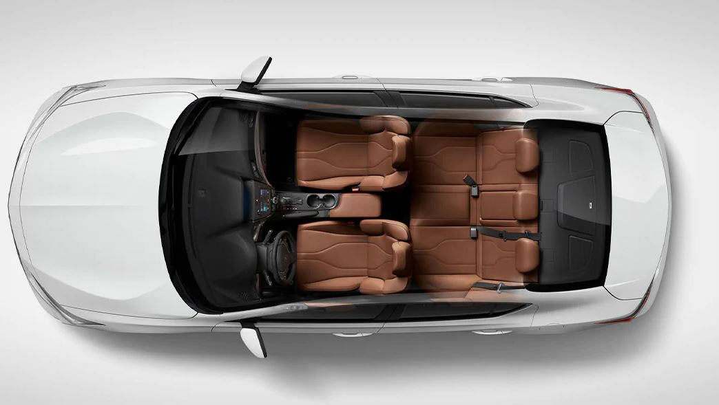 Cabin of the 2020 ILX