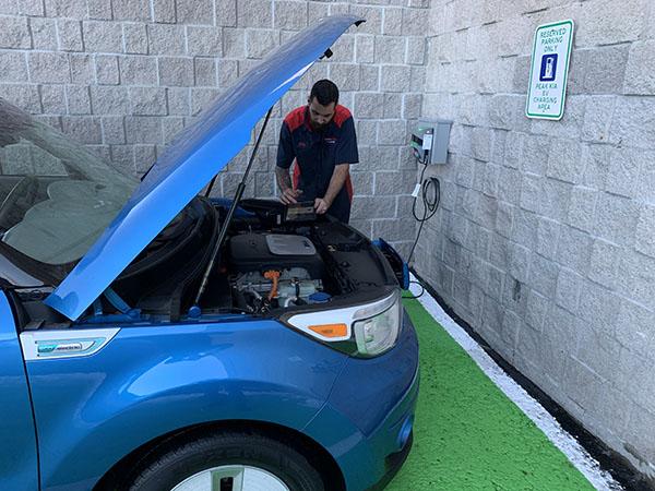 Electric Car Service Denver