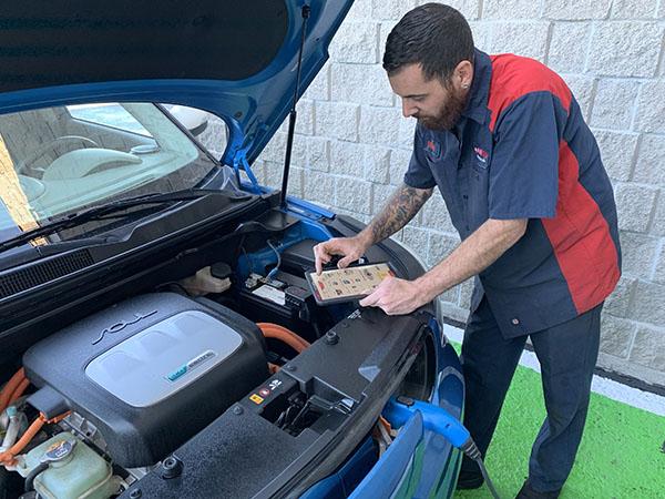 Electric Car Repair Colorado Springs