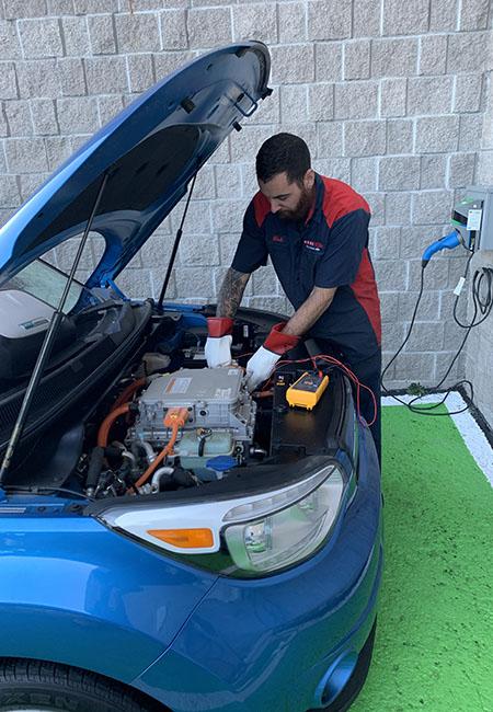 Electric Car Service Colorado Springs