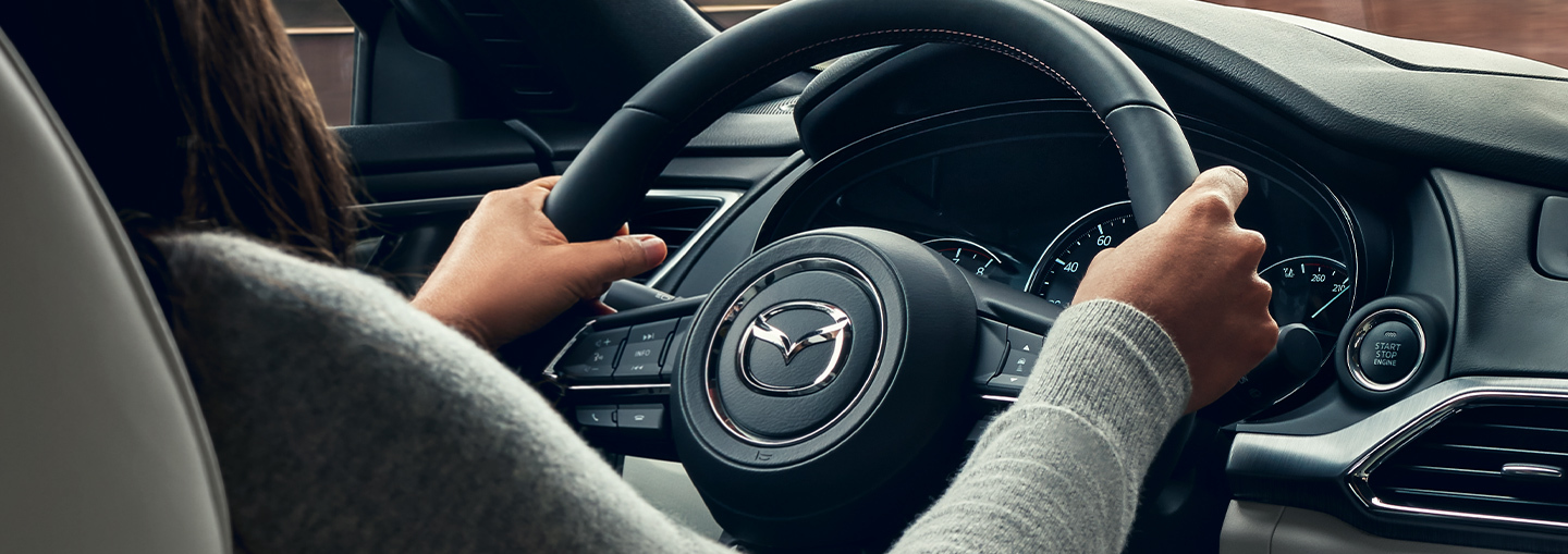 2020 Mazda CX-9 Steering Wheel