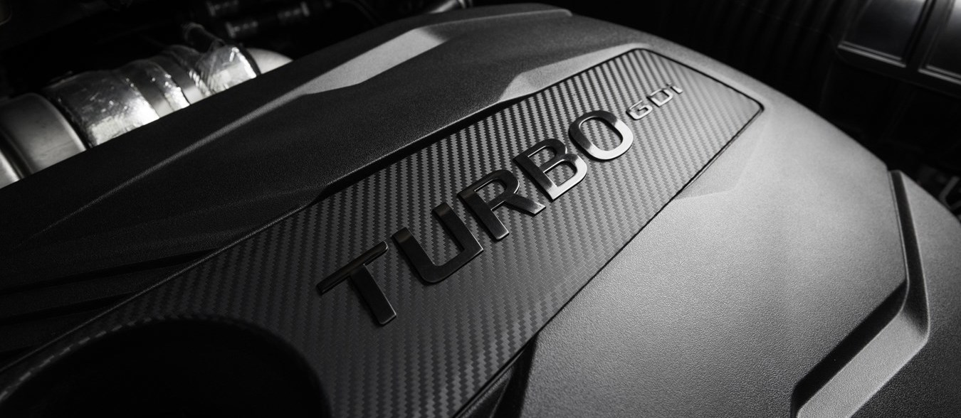 2021 Seltos Available Turbo Engine