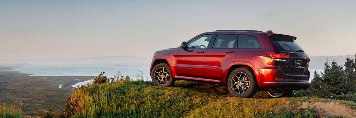 2020 Jeep Grand Cherokee Lease near Fort Lee, NJ