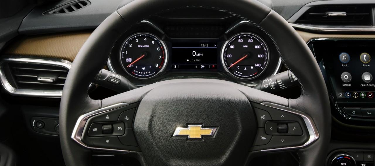 2021 Chevy Trailblazer Steering Wheel