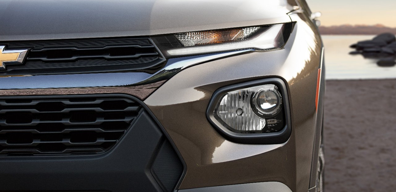 Arrive With Style in the 2021 Trailblazer