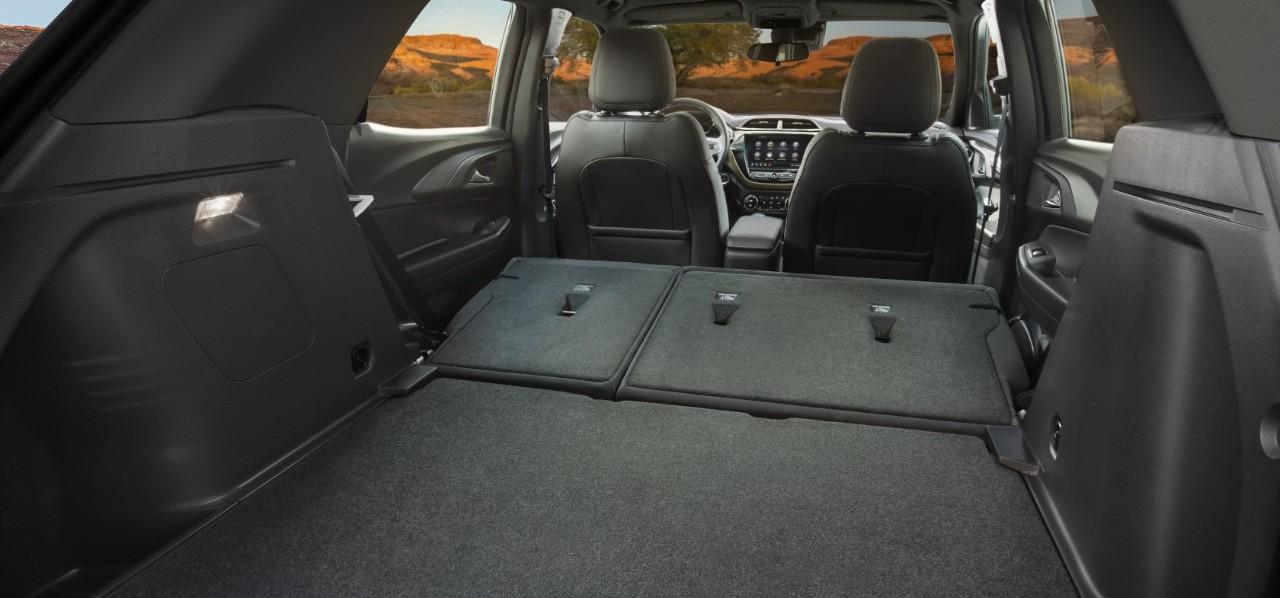 Ample Storage in the 2021 Chevy Trailblazer