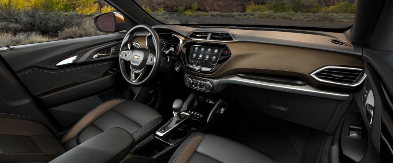 2021 Chevrolet Trailblazer Interior