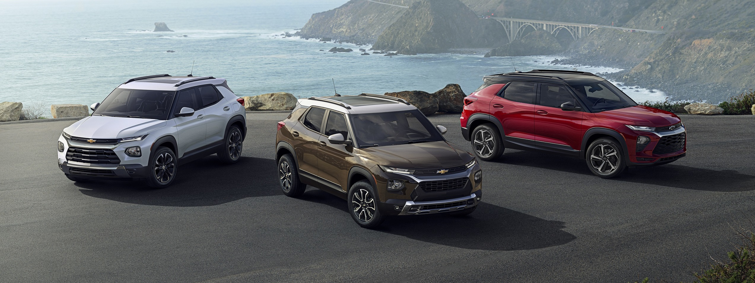 2021 Chevrolet Trailblazer First Look near San Diego, CA