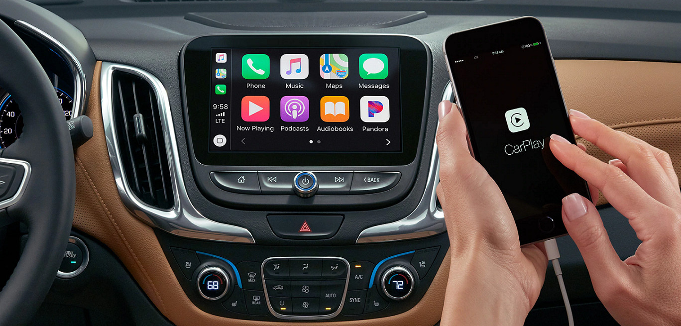Technology in the 2020 Chevy Equinox