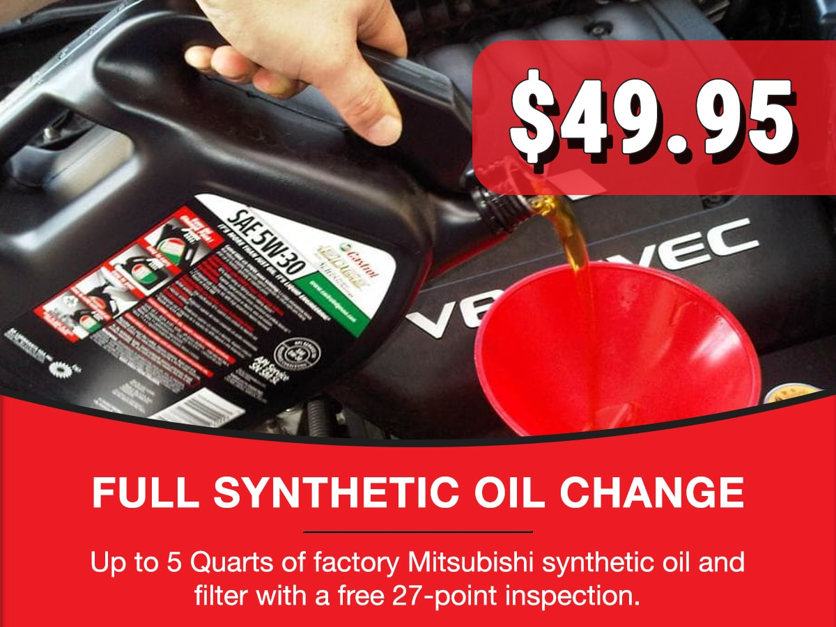 elder-mitsubishi-synthetic-oil-change