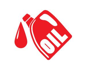 OIL IS BLACK