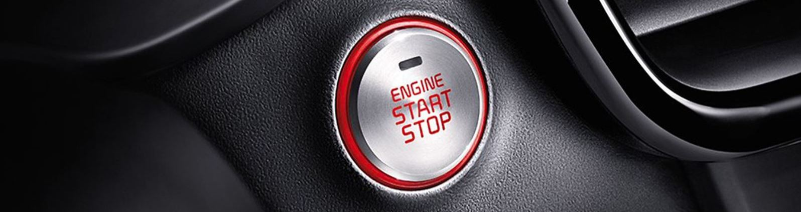 Push-Button Start in the 2020 Kia Optima