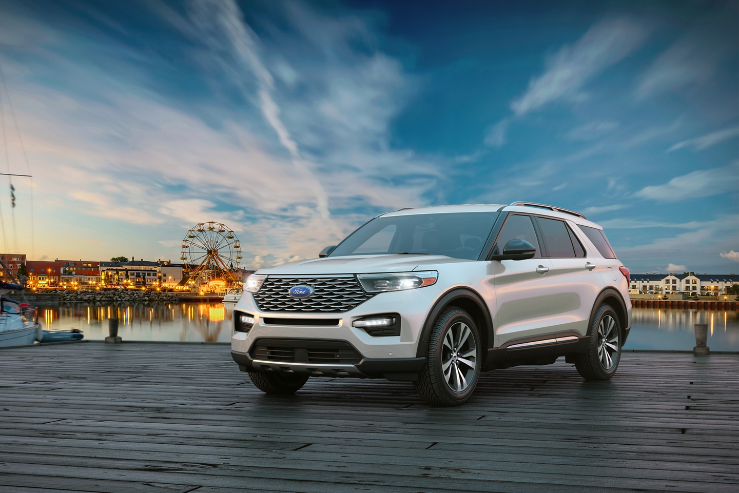 2020 Ford Explorer Financing near Fort Knox, KY