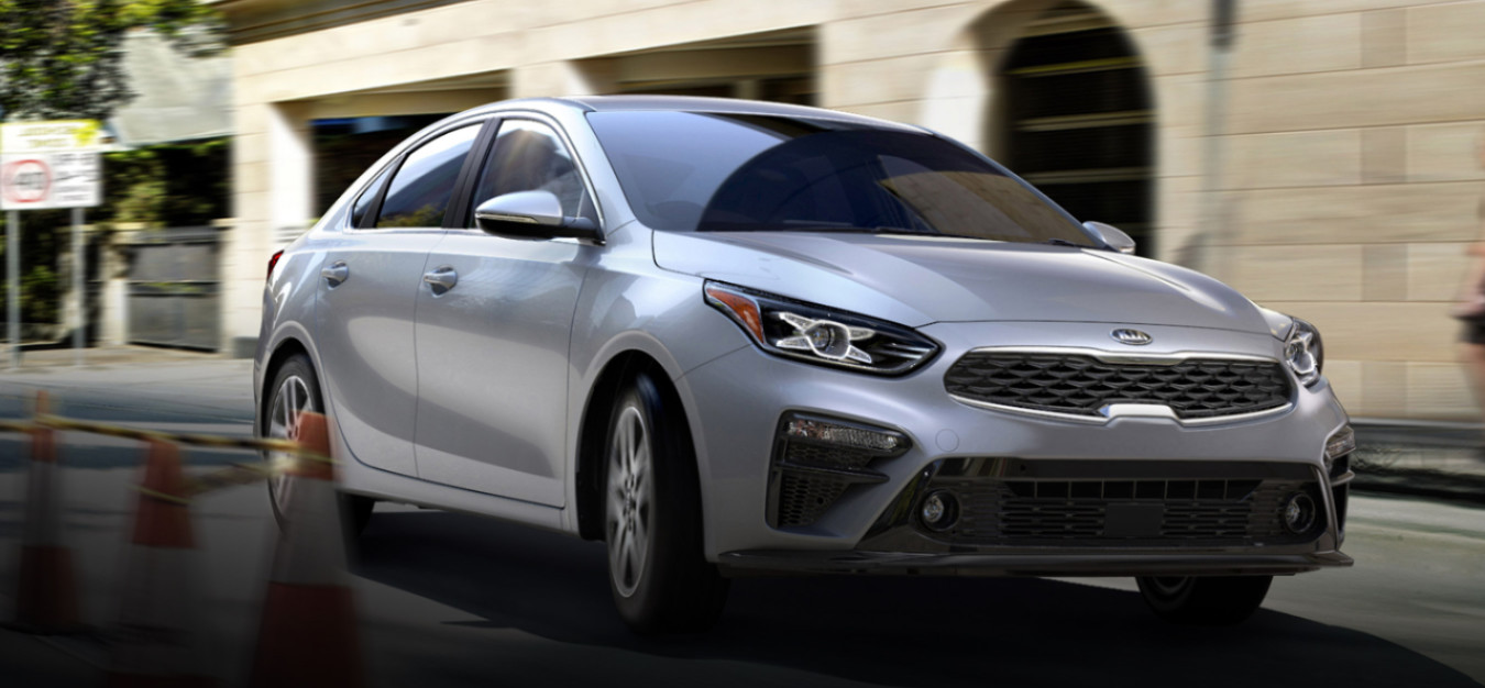 2020 Kia Forte for Sale near Spring, TX