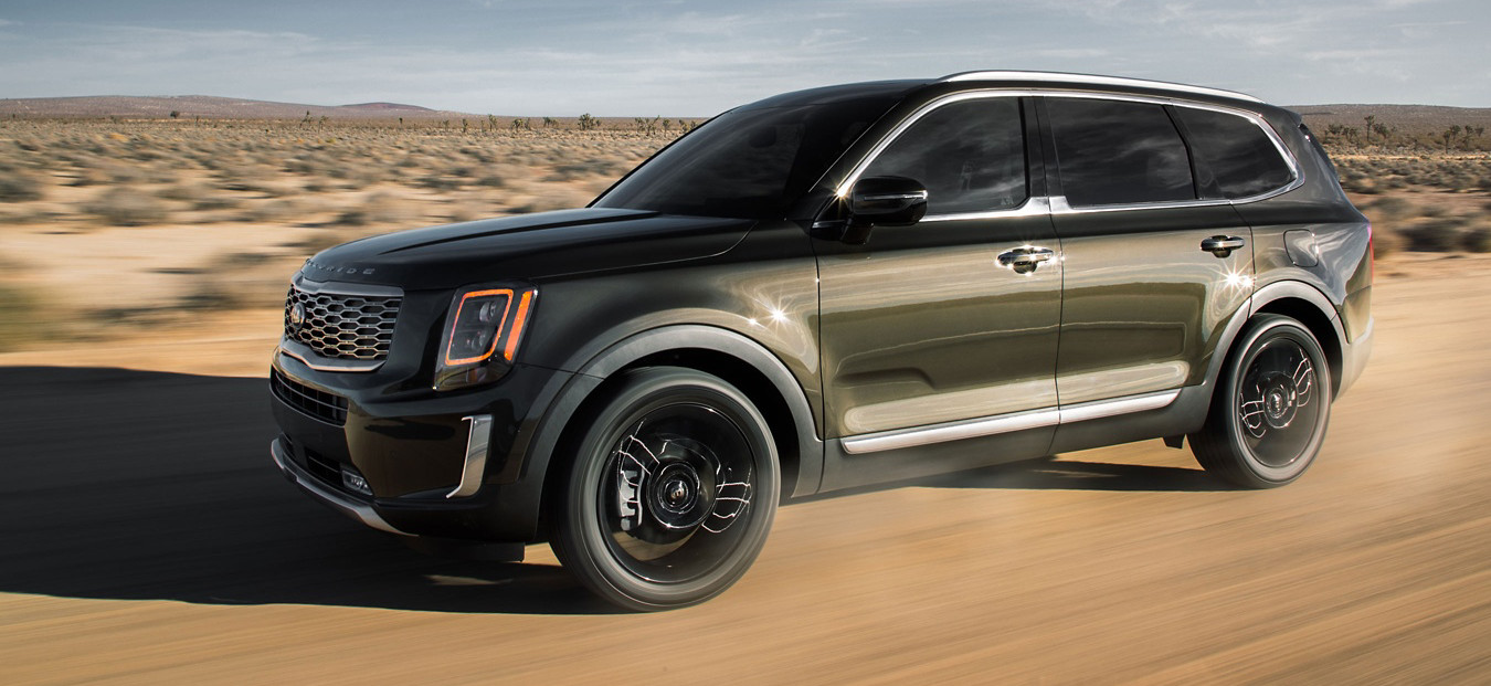 2020 Kia Telluride for Sale near Medina, OH