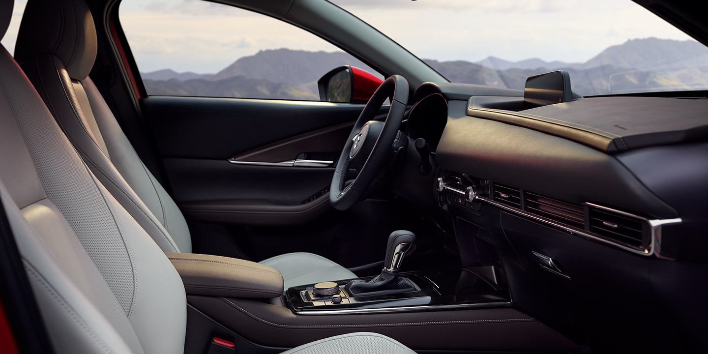 Spacious Cabin of the 2020 Mazda CX-30