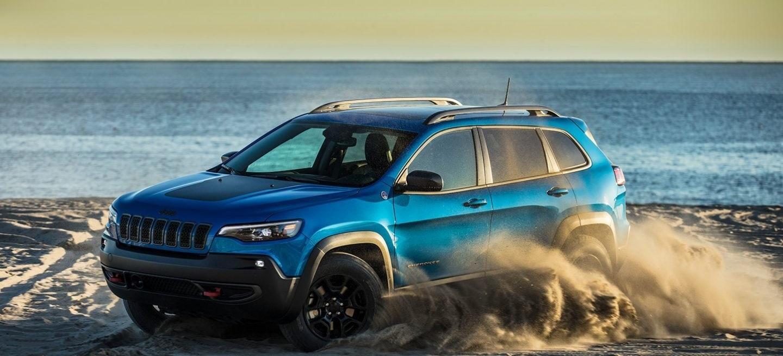 2020 Jeep Cherokee for Sale near Norman, OK