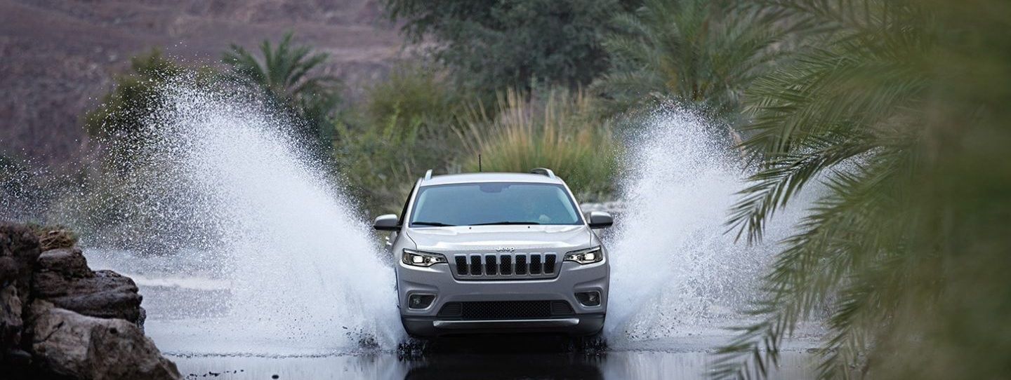 2020 Jeep Cherokee Financing near Norman, OK