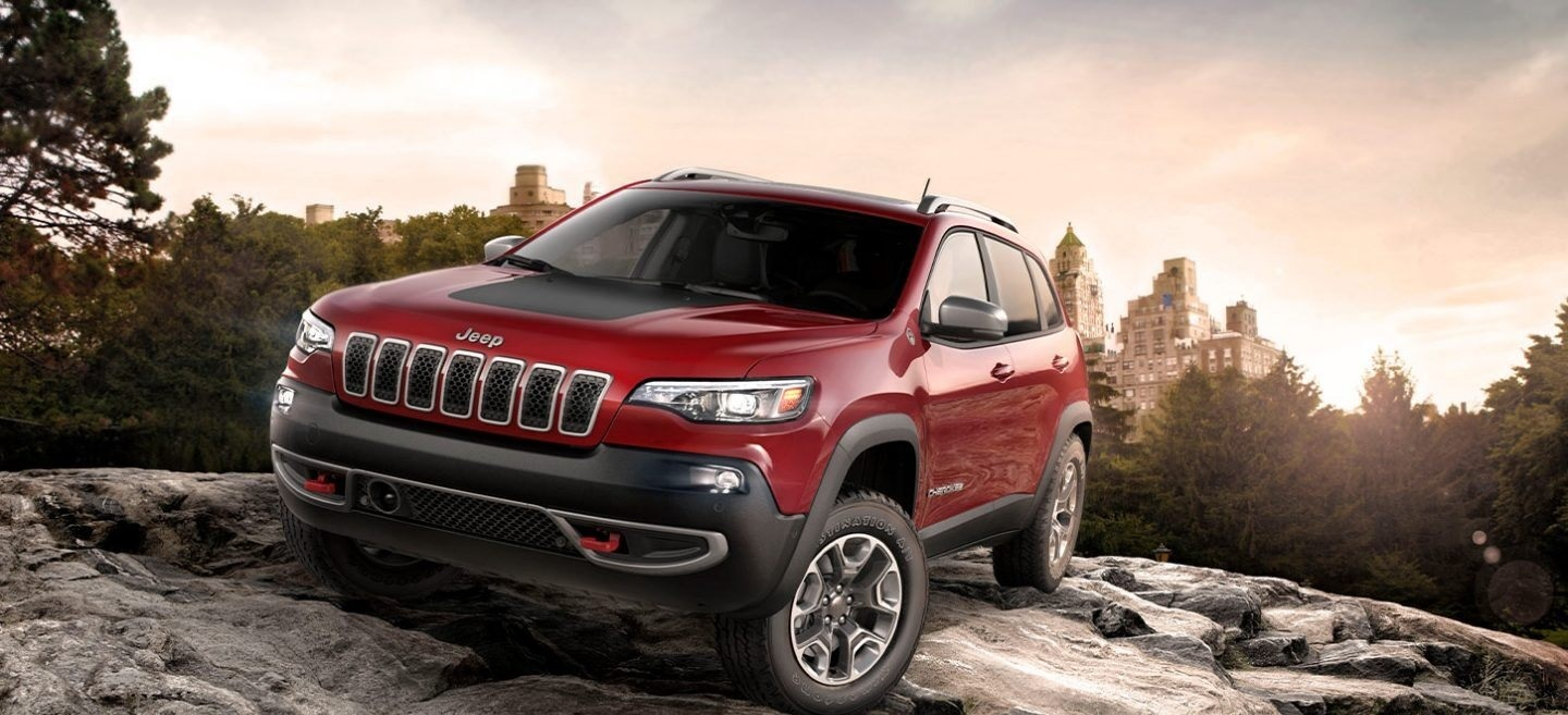 2020 Jeep Cherokee Leasing near Norman, OK