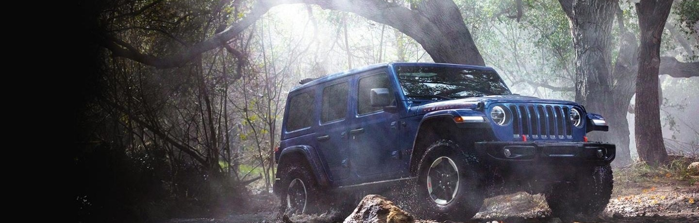 2020 Jeep Wrangler Unlimited Leasing near Norman, OK