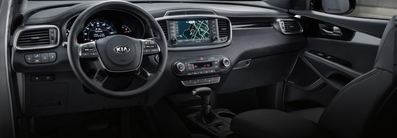 2020 Kia Sorento Cockpit