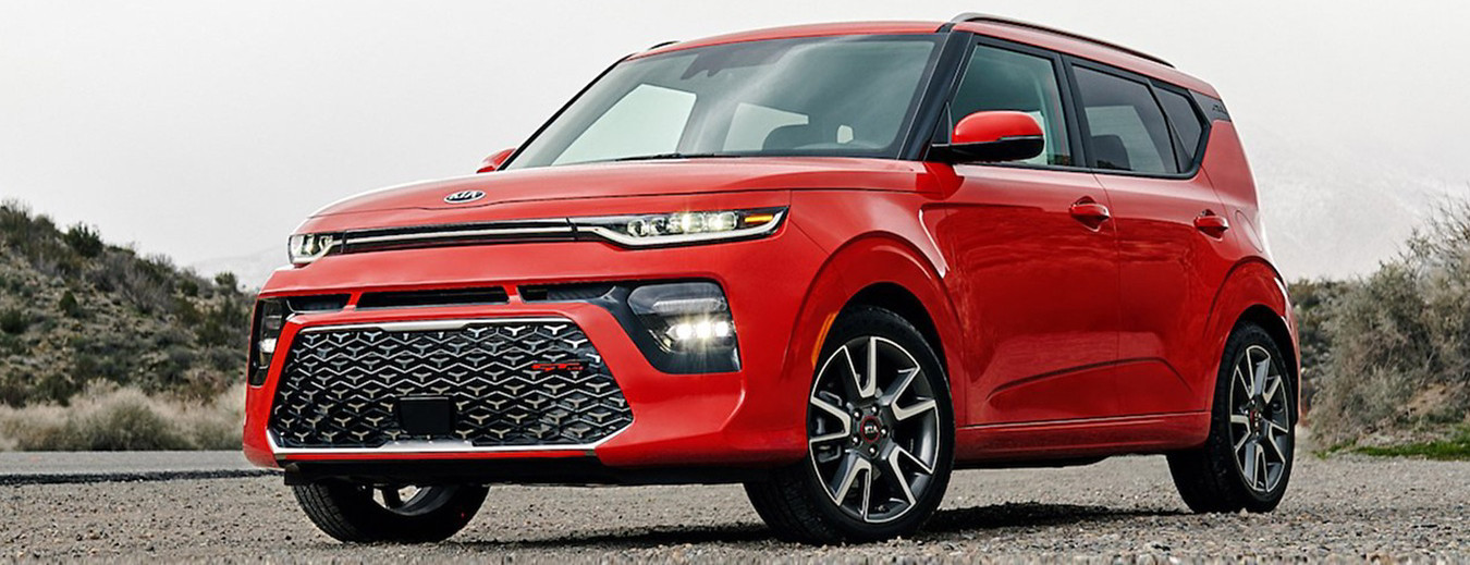 2020 Kia Soul Financing in Houston, TX