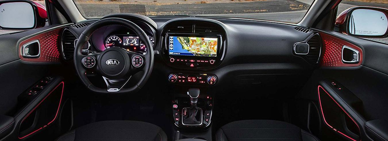 2020 Kia Soul Navigational Technology