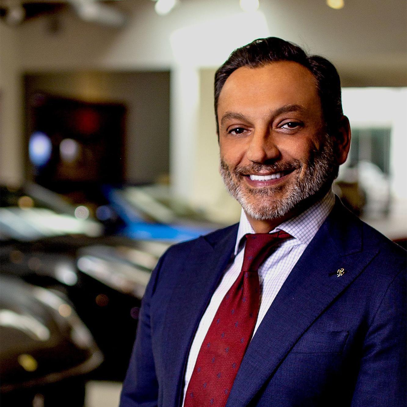 Sales Manager Ferrari Beverly Hills