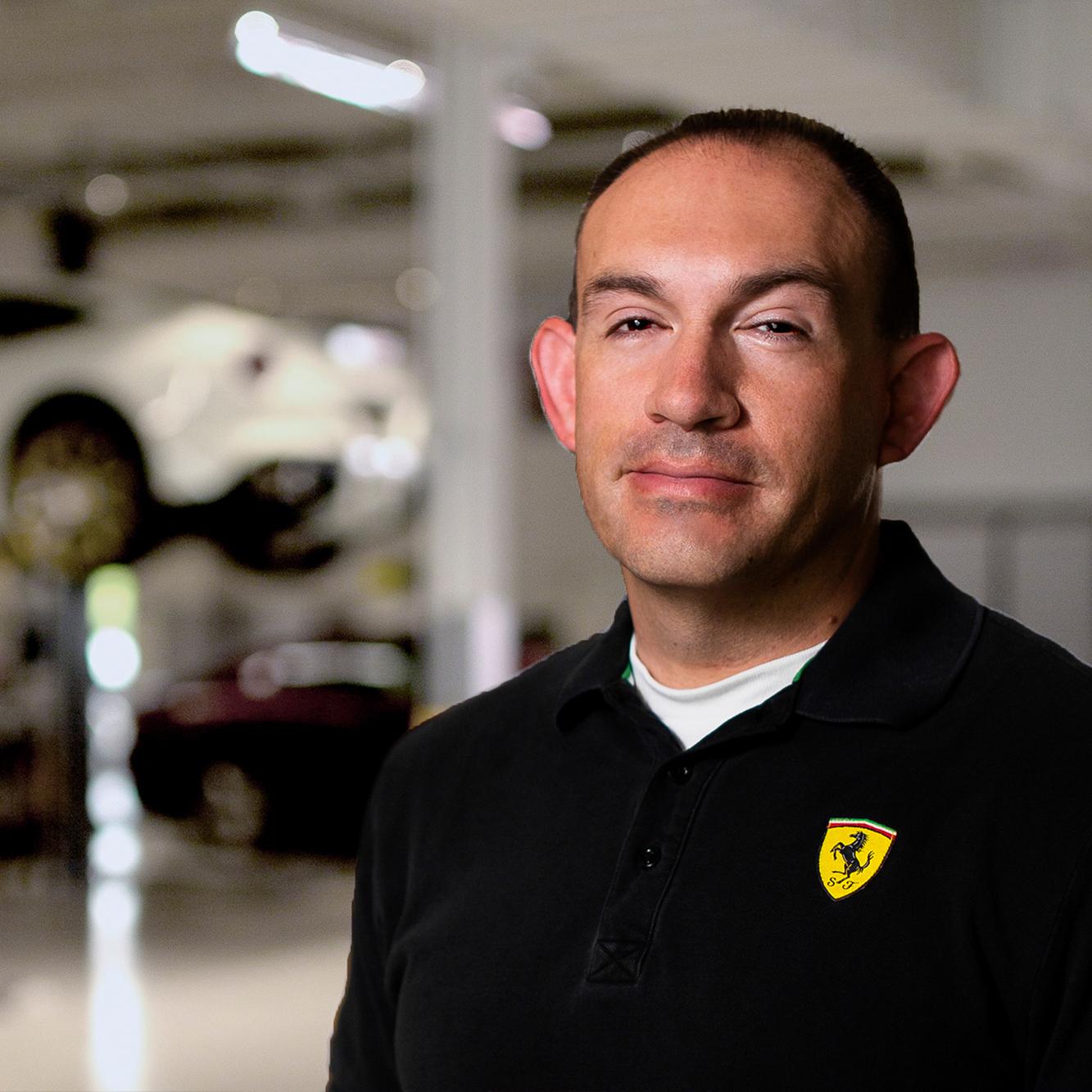 Service Manager Ferrari South Bay