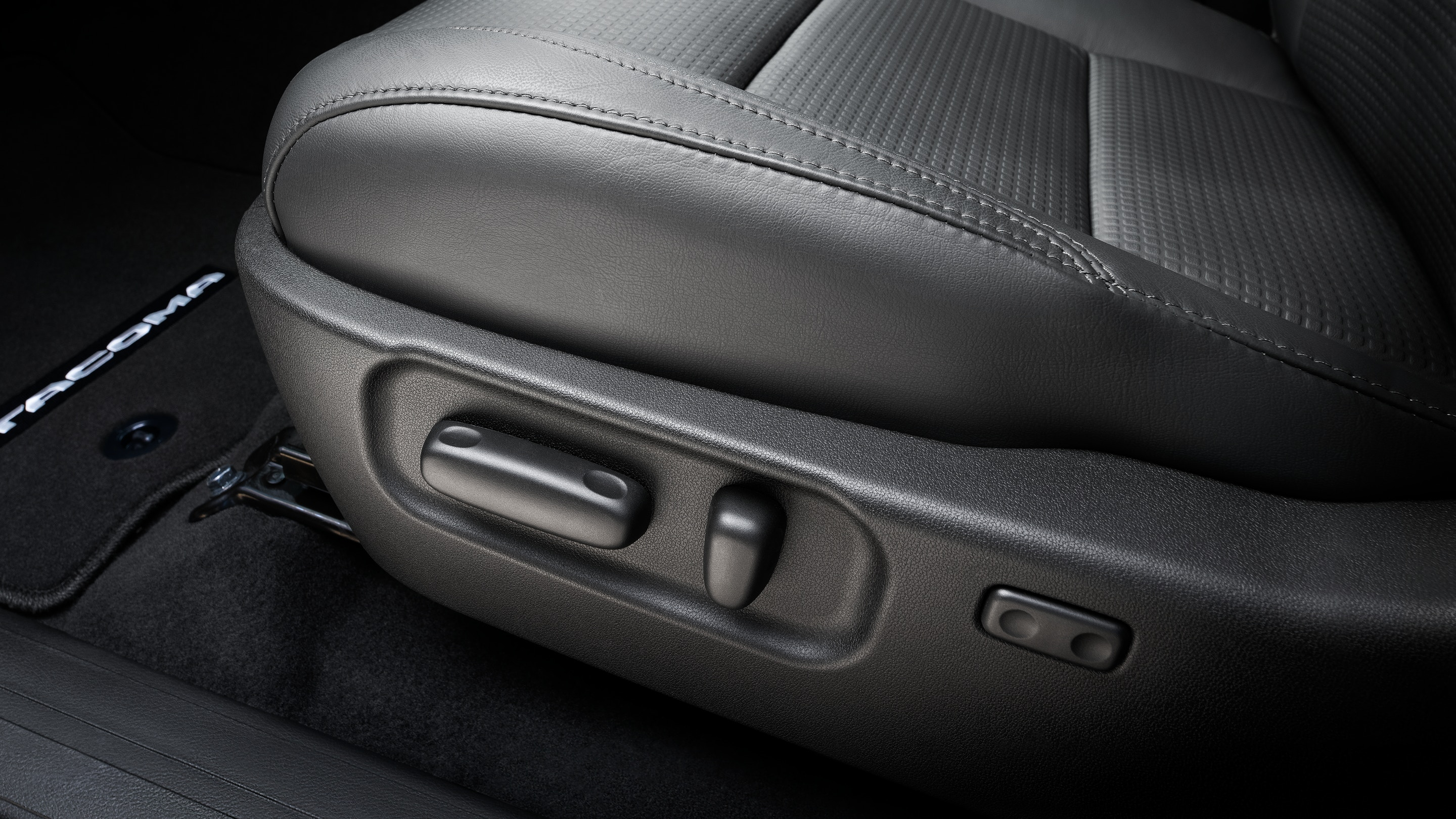 Memory Seat in the 2020 Tacoma