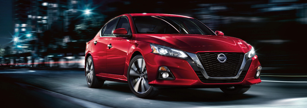 2020 Nissan Altima Lease near Berwyn, IL