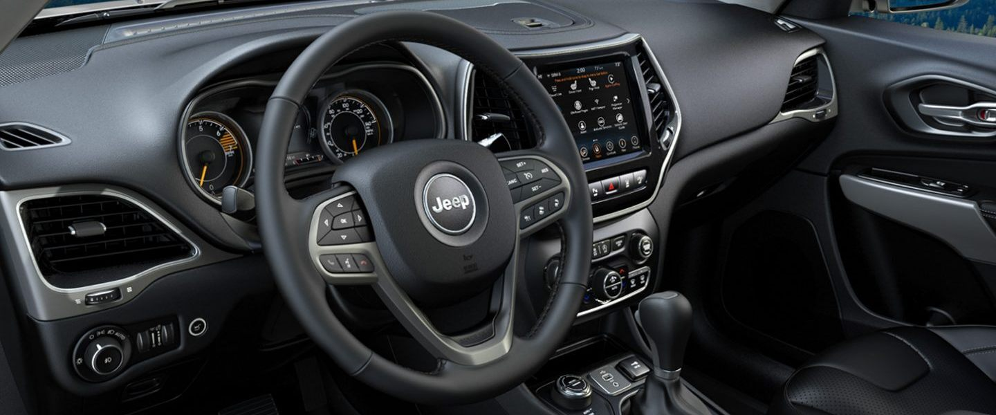 2020 Jeep Cherokee Steering Wheel