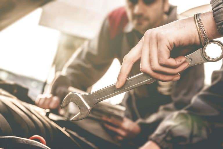 mechanics-working