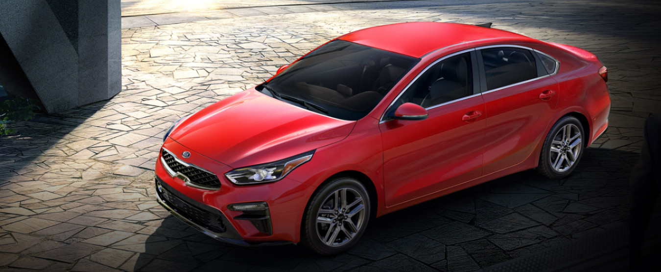 2020 Kia Forte Leasing in Omaha, NE