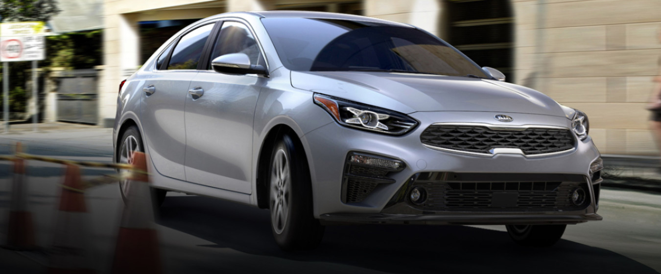 2020 Kia Forte Financing near Ames, IA