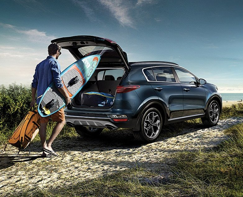 2020 Kia Sportage Financing near Ames, IA